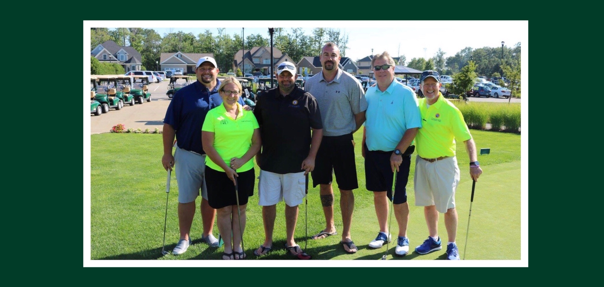 Crossroads' 14th Annual Golf Outing